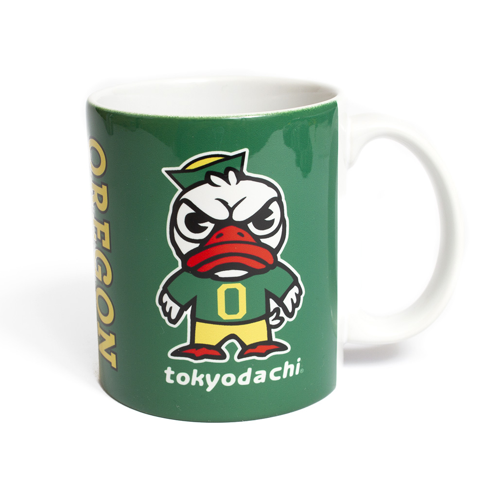Tokyodachi Duck, Ceramic, Traditional, Mug