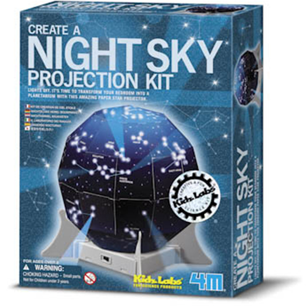 Toysmith, Night Sky, Projection, Kit