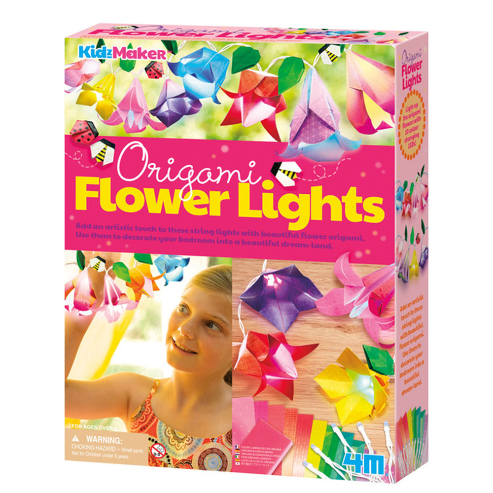 Toysmith, Origami Flower, Lights
