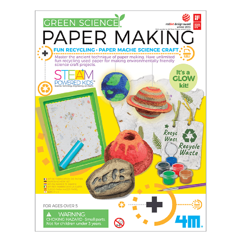 Toysmith, Paper Making, Kit