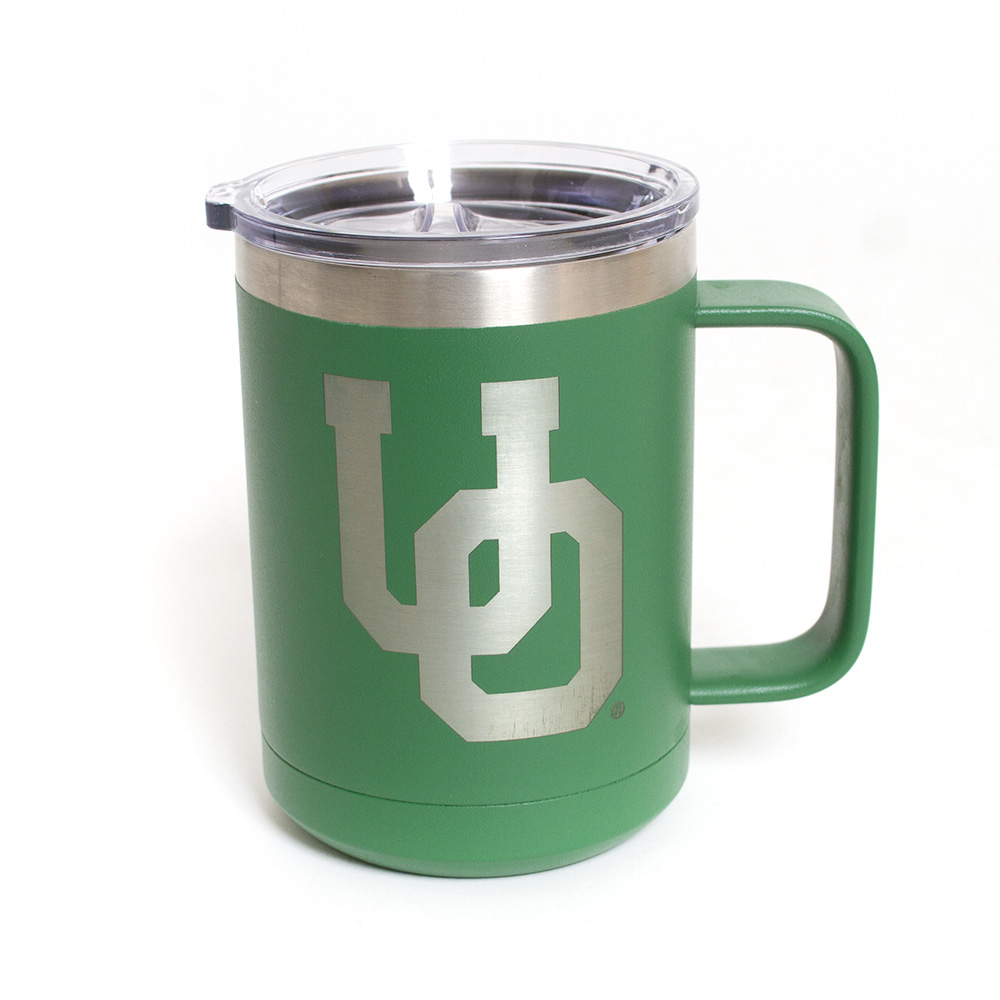 Interlocking UO, 15 ounce, Mug
