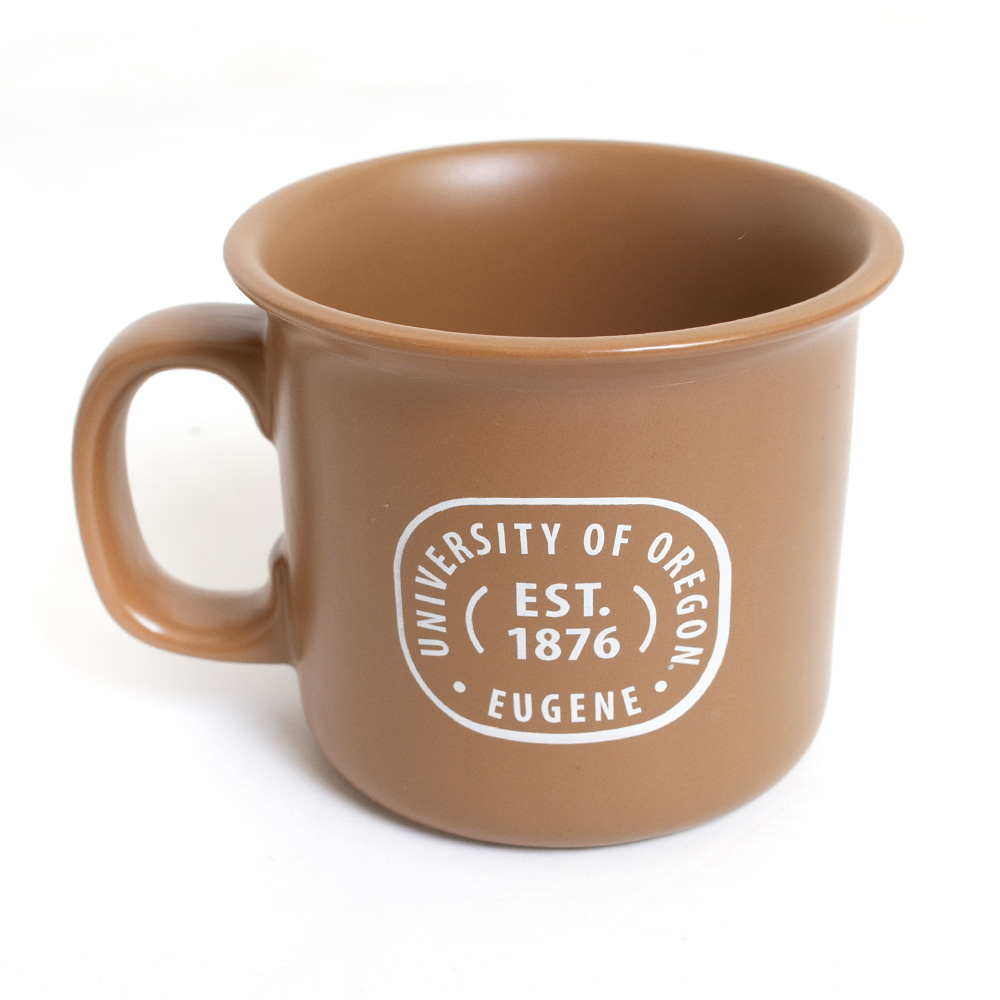 University of Oregon, Eugene, Mug