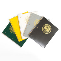 University of Oregon Seal, 1-Subject, Front Pocket, Notebook