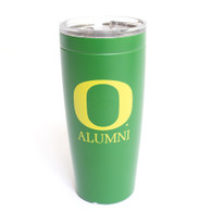 O-logo, Alumni, Insulated, 20 ounce, Tumbler, Kelly Green