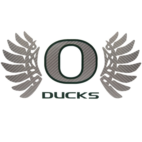 WINGS Ducks Decal 14_Silver