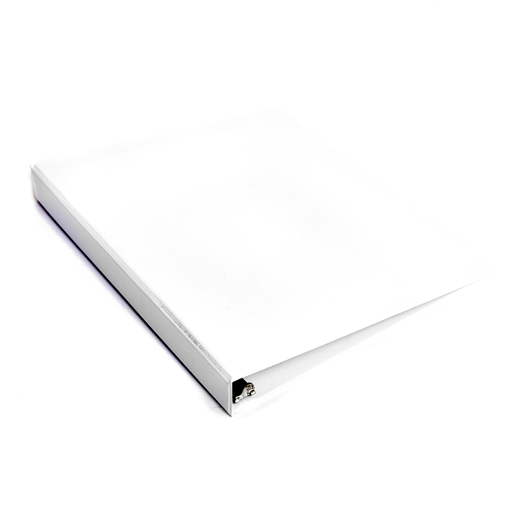 Business Source, White, Binder