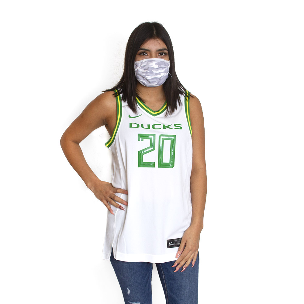 Nike, Ionescu, Fighting Ducks, #20, Replica, Jersey