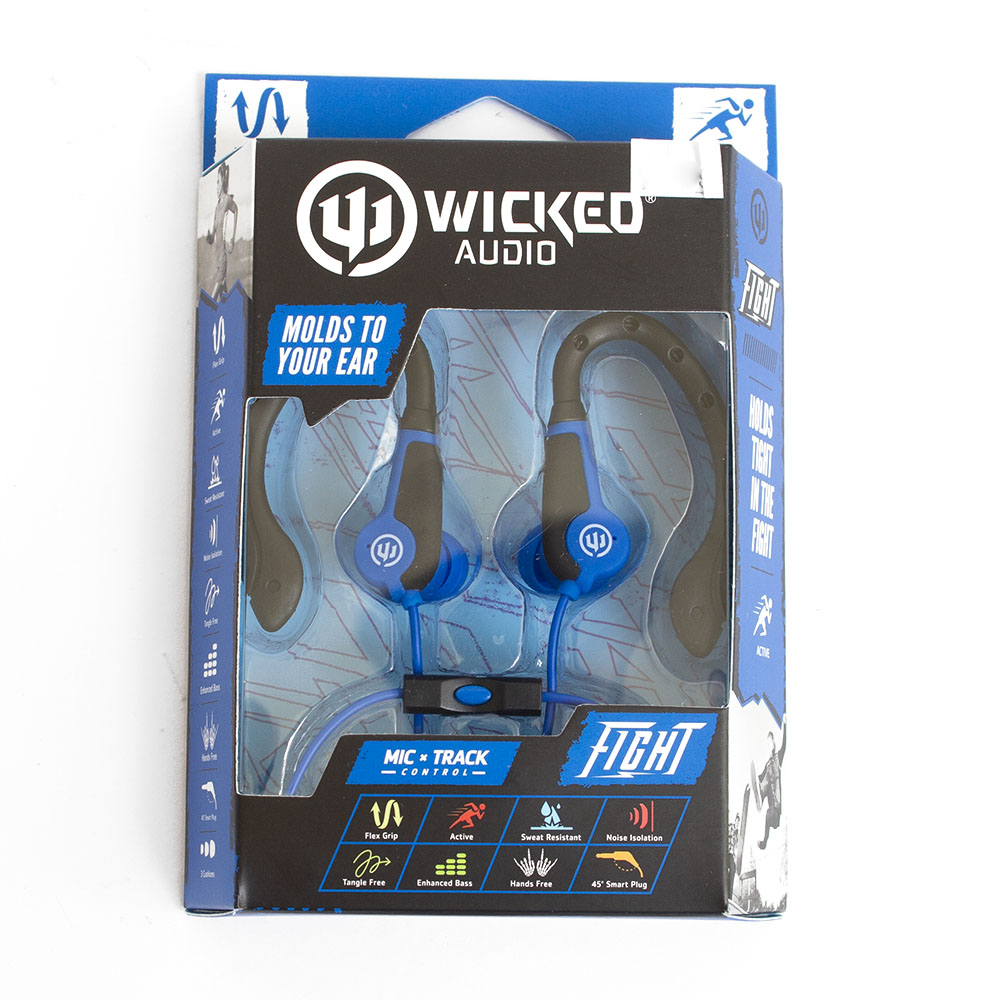 Wicked, Fight, Earbuds, Royal