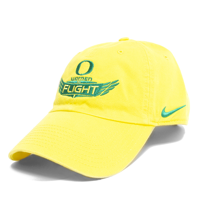 Women s Yellow Nike Campus Women in Flight Hat 422ea481ae2