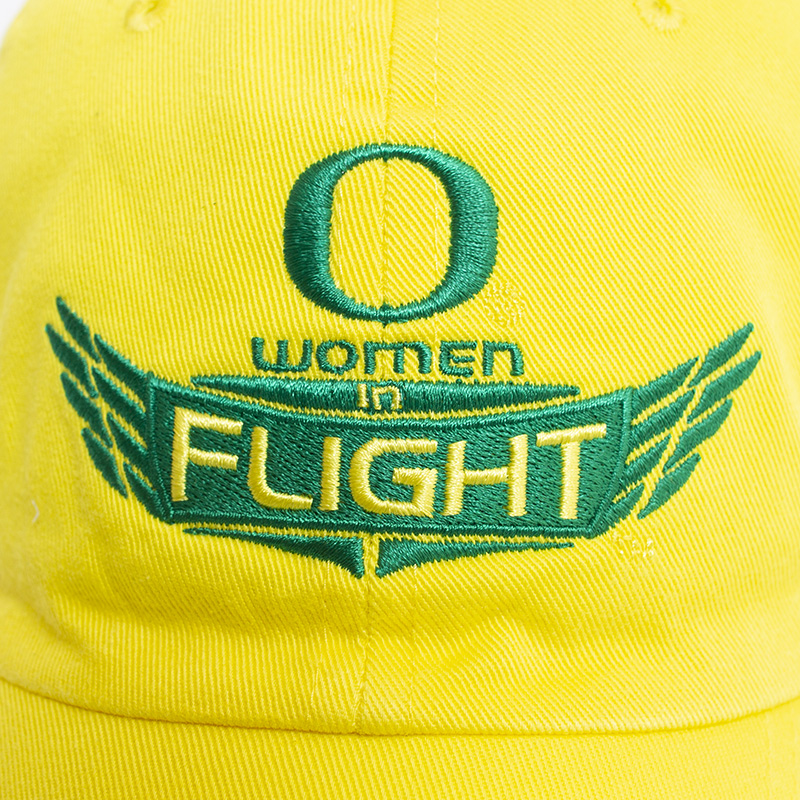 Women in Flight, Campus, Hat,O-logo
