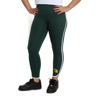 Women's, Zoozatz, Oregon, Scallop, Legging