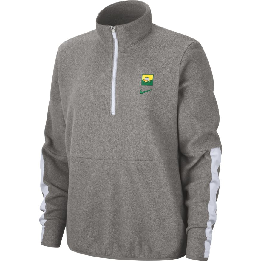 Women's, Nike, Fighting Duck, Fleece, Pullover