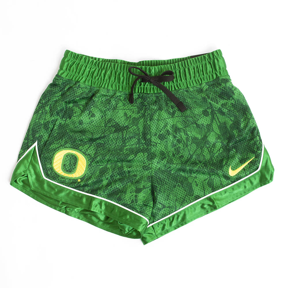 Classic Oregon O, Women's, Nike, DNA, Short