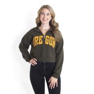 Arched Oregon, Zoozatz, 1/4-Zip