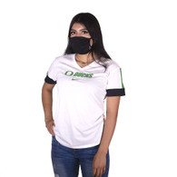 Women's, Classic Oregon O, Ducks, Nike, Tri-Blend, V-Neck, T-Shirt