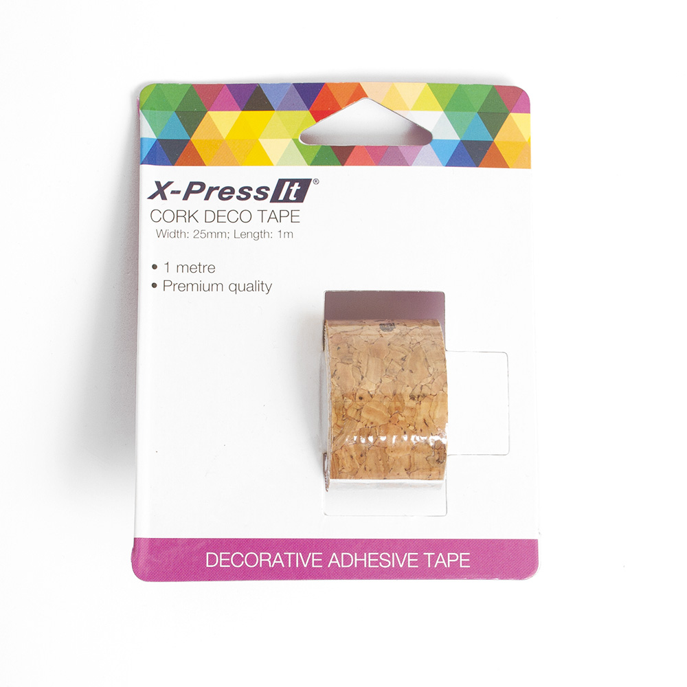 X-Press It, Deco Tape, Cork