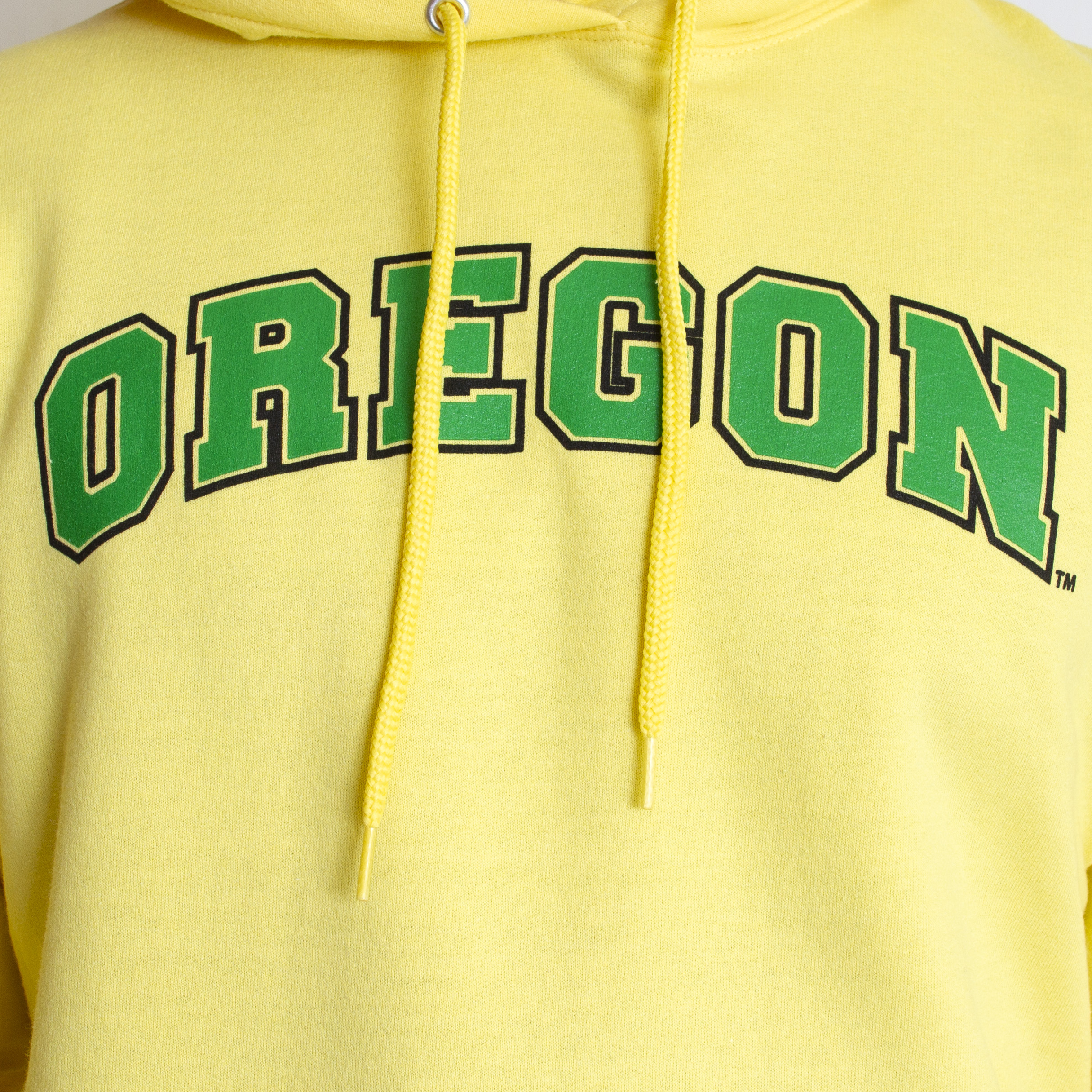 Arched Oregon, Basic, Fleece, Pullover, Hoodie, Sweatshirt, Chest