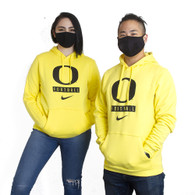 Classic Oregon O, Nike, Football, Hoodie