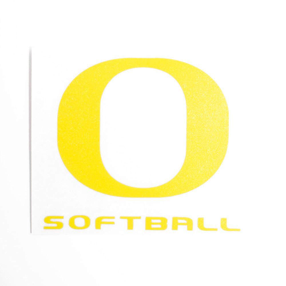 Yellow O Softball 4