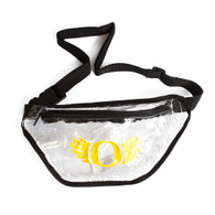 O-WINGS, Clear, Fanny pack