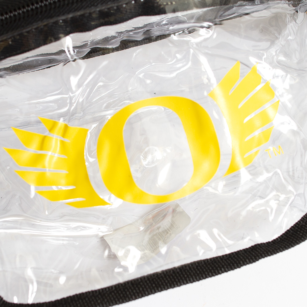 O-WINGS, Clear, Fanny pack, Logo