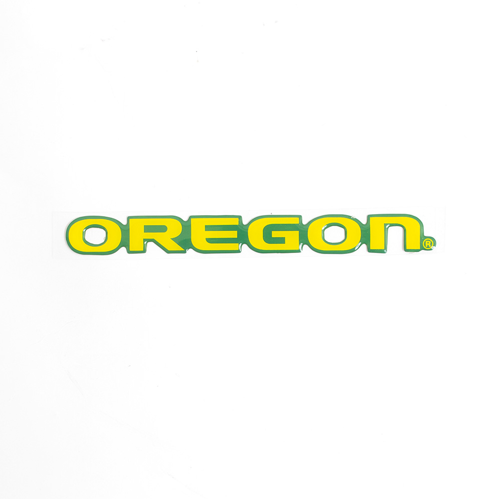 Oregon, Decal