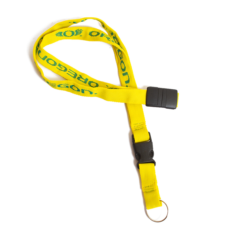 Oregon, O logo, WINGS, Lanyard