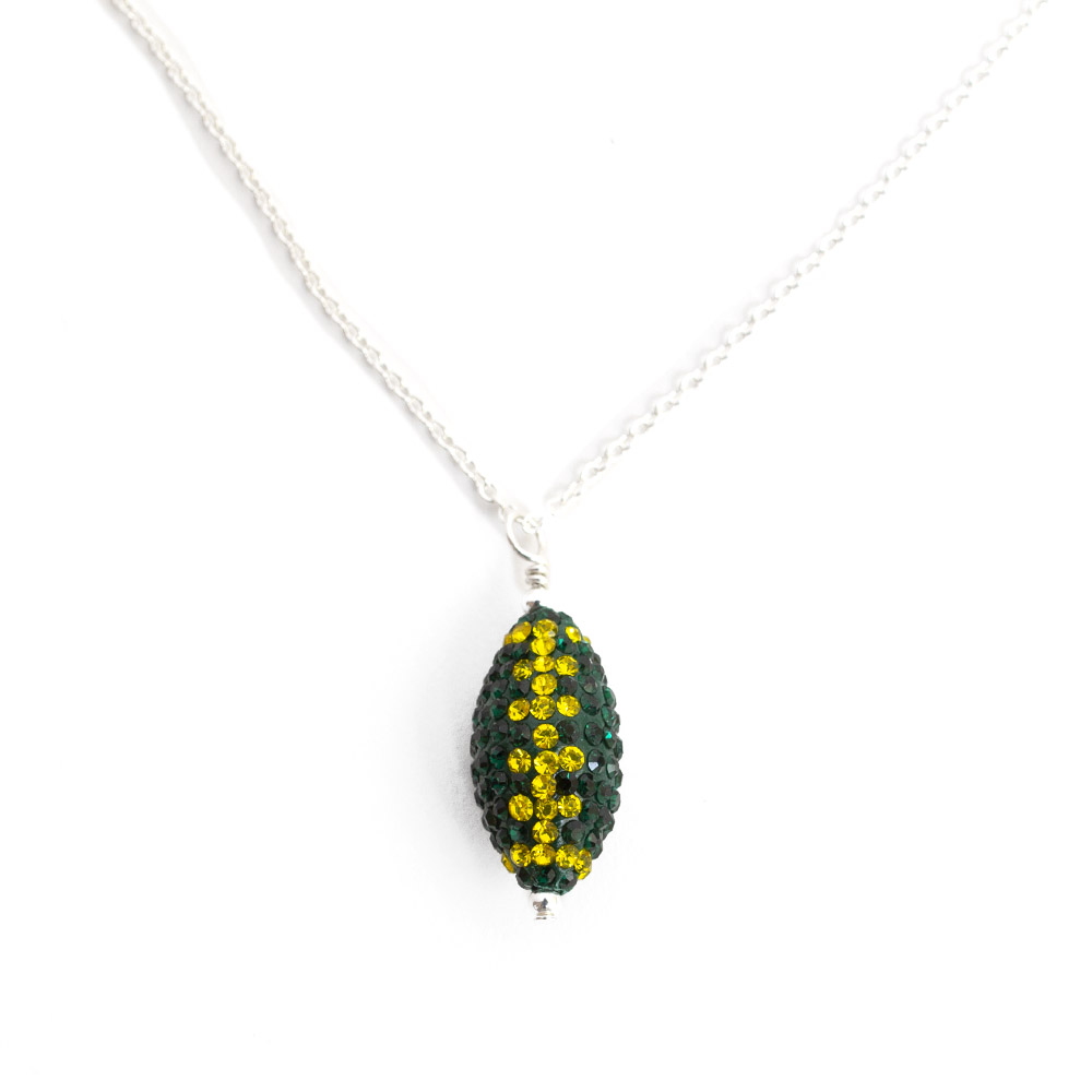 Football design, Necklace