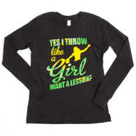 Youth, McKenzie SewOn, Long Sleeve, T-Shirt