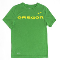 Oregon, Nike, Legend, Sideline, T-Shirt, Youth