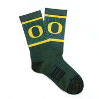Classic Oregon O, Strideline, Sock